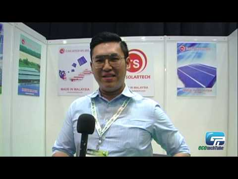 TS Solartech : Solar Cells Manufacture In Malaysia