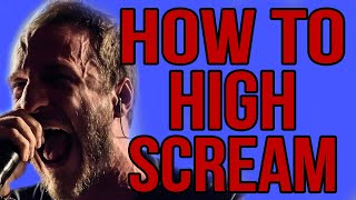 Download Lagu How To High Scream - Basics and Warm Up Mp3
