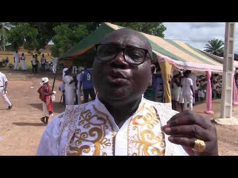 COTE D'IVOIRE: LAKOTA - Les harristes se retrouves du 21,22 pour la Fête de Pâques