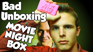 Video Bad Unboxing - Movie Night Box | FIGHT CLUB MP3, 3GP, MP4, WEBM, AVI, FLV Juli 2018