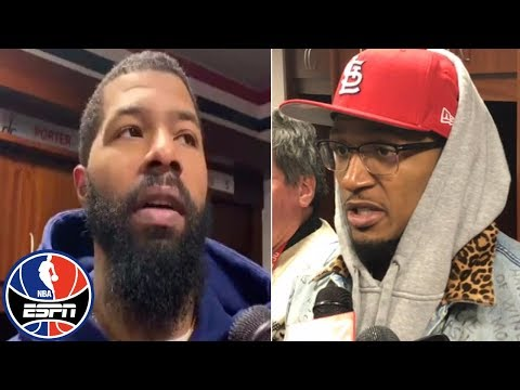 Video: Winning doesn't fix Wizards' 'f***** up' situation - Markieff Morris | NBA on ESPN