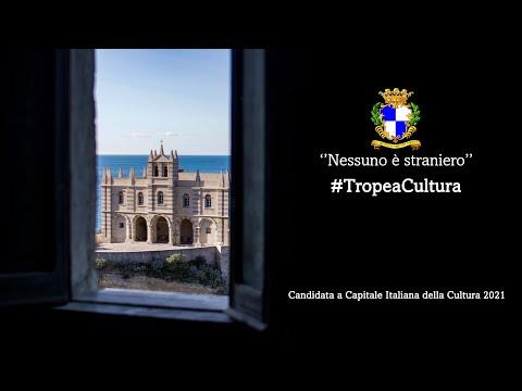 """Tropea capitale della cultura 2021: Video Promo """"Nessuno è straniero"""""""