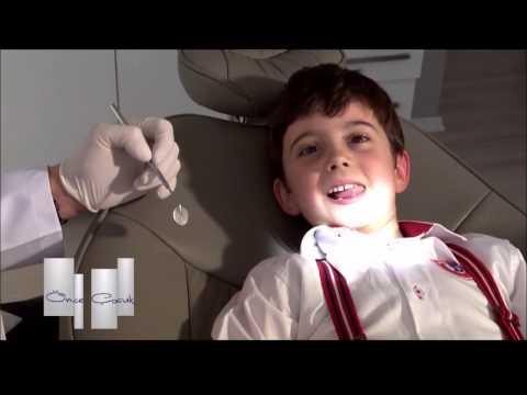 Çocuklarda İlk Ortodontik Kontrol ve Ağız Bakımı