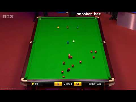 canon shot by marco fu #snooker