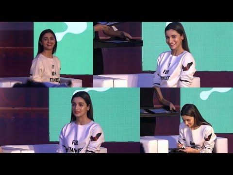 """UNCUT: Alia Bhatt At Launch Of Life Sim Experiential Game """"Alia Bhatt: Star Life"""""""