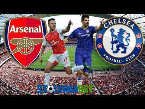Arsenal vs Chelsea 0-3 - All Goals & Highlights HD 22/7/2017