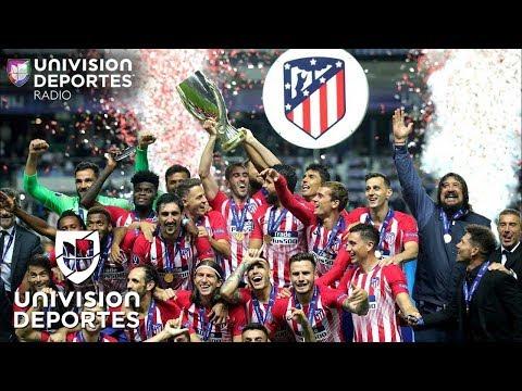 Así narramos en Univision Deportes Radio los goles del Real Madrid 2-4 Atlético de Madrid