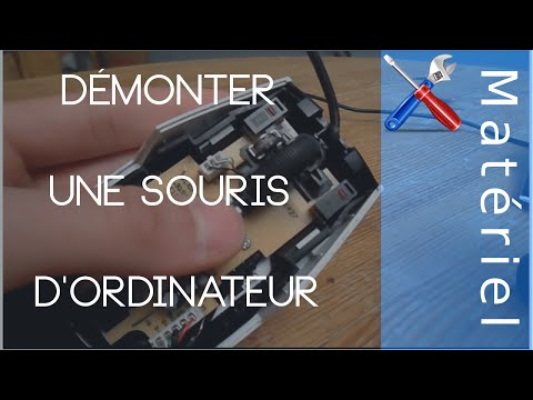 comment debloquer une souris d'ordi portable