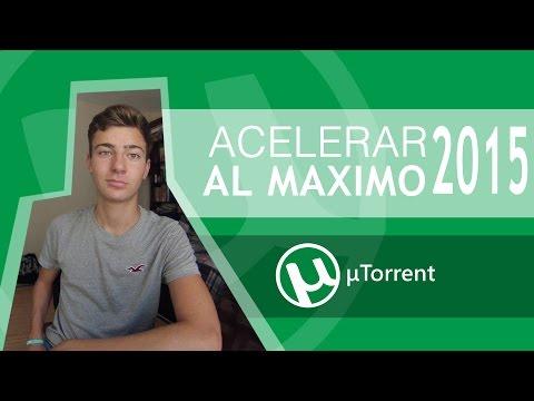 Acelerar uTorrent al Máximo | Sin Programas | Descargas 100% Mas Rápidas