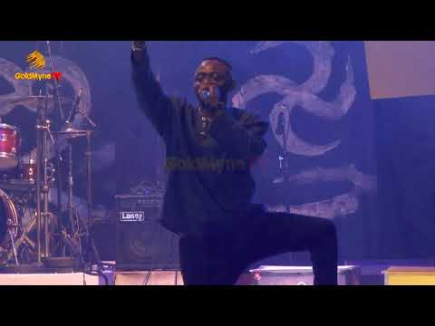 SEAN TIZZLE'S PERFORMANCE AT FELABRATION 2019