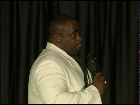 BET vs. Def Comedy Jam The Battle by Trey Johnson