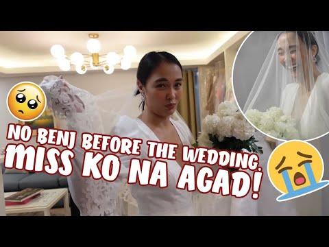 SI MISIS MANALO BEFORE THE WEDDING (MISS KO NA SI BENJ!) | BenLy