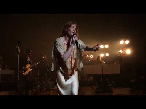 Hunger - Florence And The Machine @ Royal Festival Hall 8/5/18