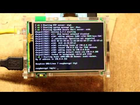 Review of tontec 3.5 inch lcd touchscreen for raspberry pi