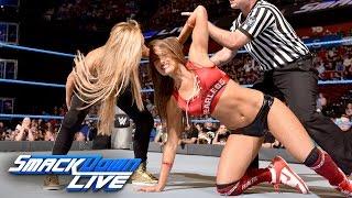 Nonton HINDI - Carmella vs. Nikki Bella: SmackDown Live, 23 August, 2016 Film Subtitle Indonesia Streaming Movie Download