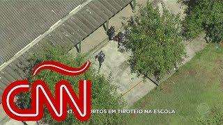 Tiroteo en escuela de Brasil deja varios muertos
