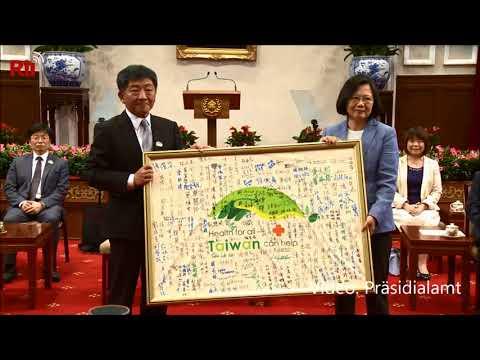 Präsidentin Tsai Ing-wen: Taiwan wird trotz WHA Aussc ...