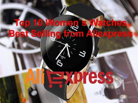 , title : 'Top 10 Women´s Watches Best Selling Imported from Aliexpress'