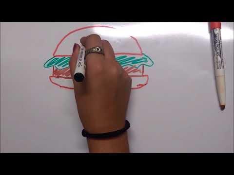 Draw my food