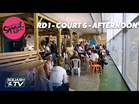 Open de France - Nantes 2019 | Rd 1 | Court 6 Afternoon Session