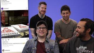 Video Fall Out Boy explains their Instagram photos MP3, 3GP, MP4, WEBM, AVI, FLV April 2018