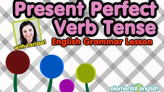 Nonton Present Perfect Verb Tense   English Grammar Lesson Film Subtitle Indonesia Streaming Movie Download