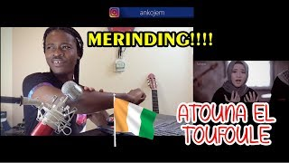 Video REAKSI ORANG PANTAI GADING | ATOUNA EL TOUFOULE cover by Sabyan (Reaction) MP3, 3GP, MP4, WEBM, AVI, FLV Oktober 2018