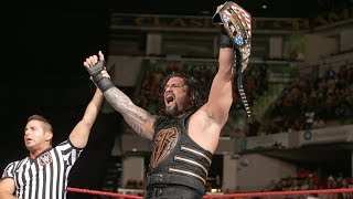 Nonton Roman Reigns Wins The United States Title From Rusev  Wwe Clash Of Champions 2016 Film Subtitle Indonesia Streaming Movie Download