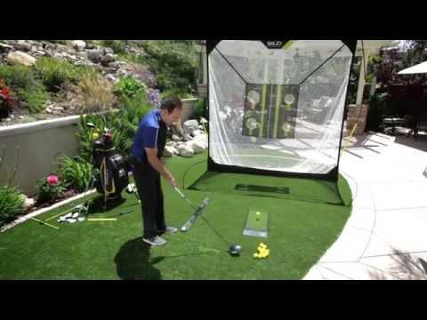 Swing Mechanics Swing Mechanics Step Drill