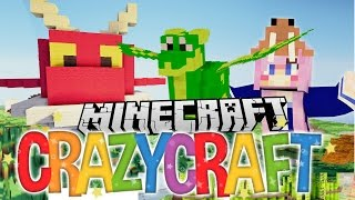 Farting Dragons! | Ep 50 | Minecraft Crazy Craft 3.0