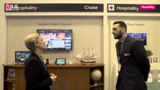 [ISE2015]LG Booth_Hospitality