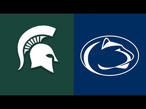 Week 7 2018 Michigan State vs #8 Penn State Full Game Highlights