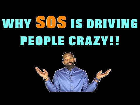 WHY SOS IS DRIVING PEOPLE CRAZY!!  | (still Holding my shares)
