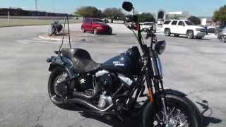 10. 033801 - 2009 Harley Davidson Softail Crossbones FLSTSB - Used Motorcycle For Sale