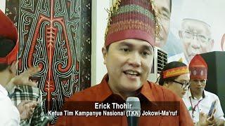 Video Batak Bersatu Untuk Jokowi-Ma'ruf MP3, 3GP, MP4, WEBM, AVI, FLV Februari 2019