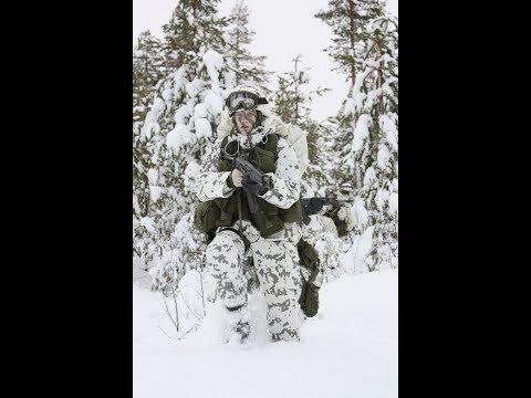 ARMA 3 25ID FINNISH MARINES ATTACK RUSSIANS