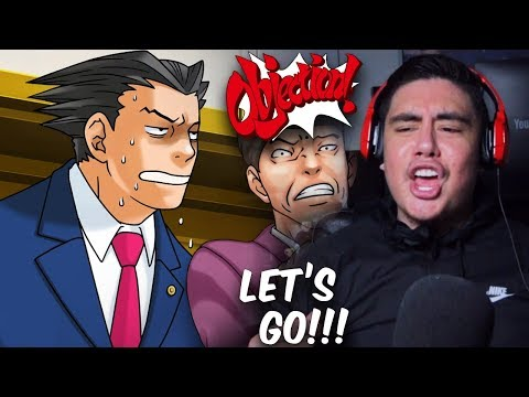 I'M A JAPANESE LAWYER & IT'S THE MOST FUN I'VE EVER HAD | Phoenix Wright: Ace Attorney [1]