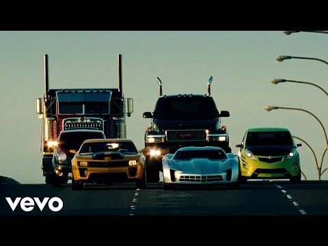 Enur feat. Natasja - Calabria (HAYASA G Remix) | TRANSFORMERS [Chase Scene]