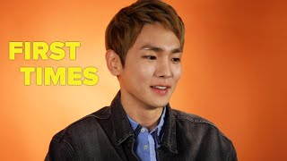 Video Key From SHINee Tells Us About His First Times MP3, 3GP, MP4, WEBM, AVI, FLV Februari 2019