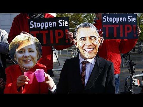 ttip - flip o flop? - obama incontra merkel a hannover