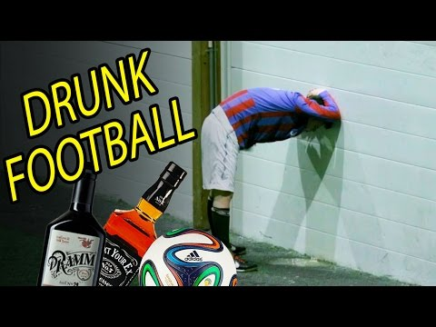 這班挪威朋友舉辦了超狂的「喝醉後踢足球比賽」,笑到噴飯的比賽過程讓大家都想參加啊!