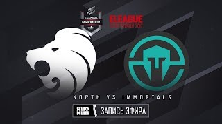 North vs Immortals - ELEAGUE Premier 2017 - de_cobblestone [yXo, CrystalMay]