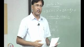 Mod-11 Lec-36 Lateral Directional Flying Qualities, Routh's Stability Criterion