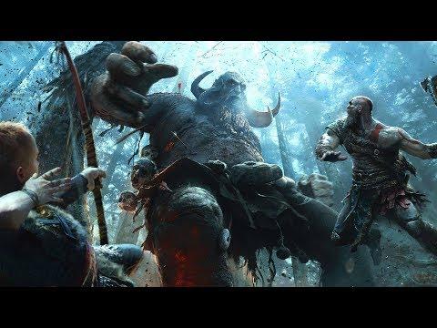Прохождение God of War - второй стрим