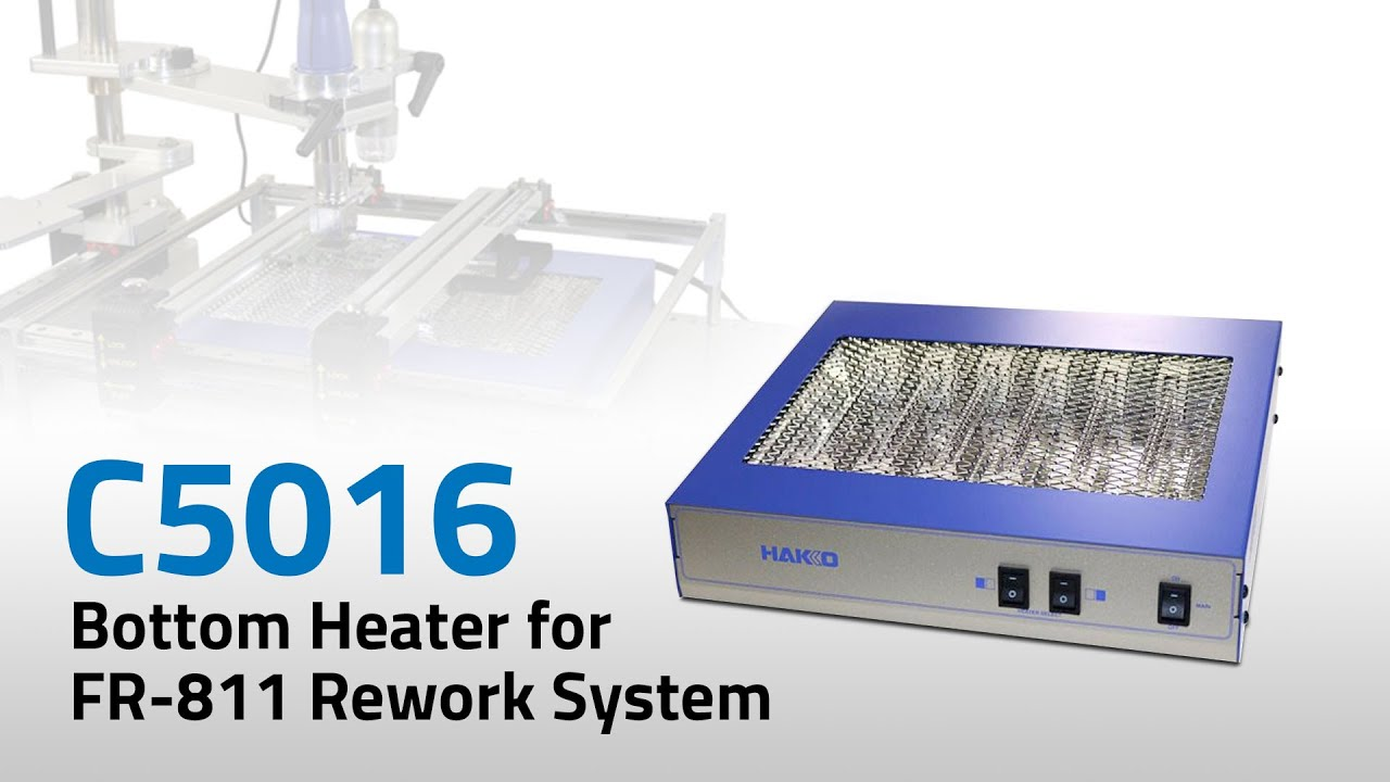 HAKKO C5016 Bottom Heater