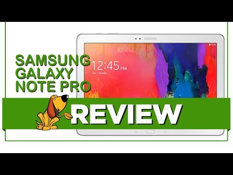 Samsung Galaxy Note Pro – Review