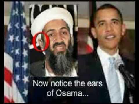 Усама Бен Ладен и Барак Обама один человек - DomaVideo.Ru