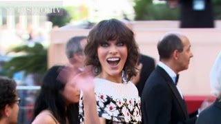 Cannes 2013 Red Carpet Day 6 Ft Aishwarya Rai, Milla Jovovich, James Franco | FashionTV