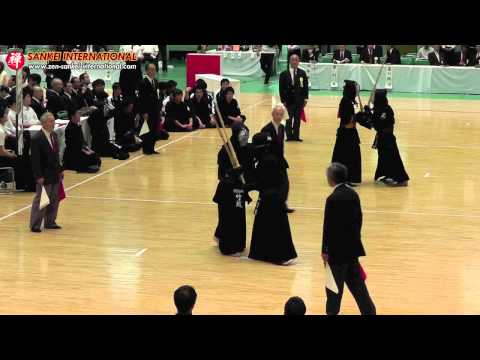 tsuki - Visit Zen Sankei's online shop: http://www.zen-sankei-international.com http://www.zen-sankei.com.au A Kendo shiai that took place in Nippon Budokan on the 3...