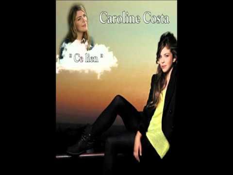 Tekst piosenki Caroline Costa - Ce lien po polsku